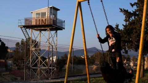 PBS NewsHour -- Waging peace between Greeks, Turks in Cyprus