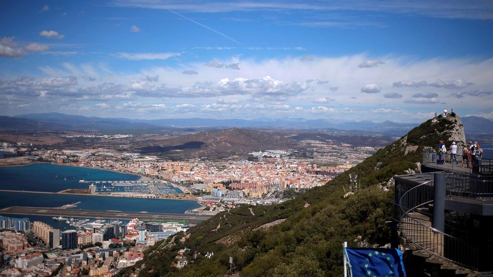 In Gibraltar, British citizens worry about effects of Brexit image