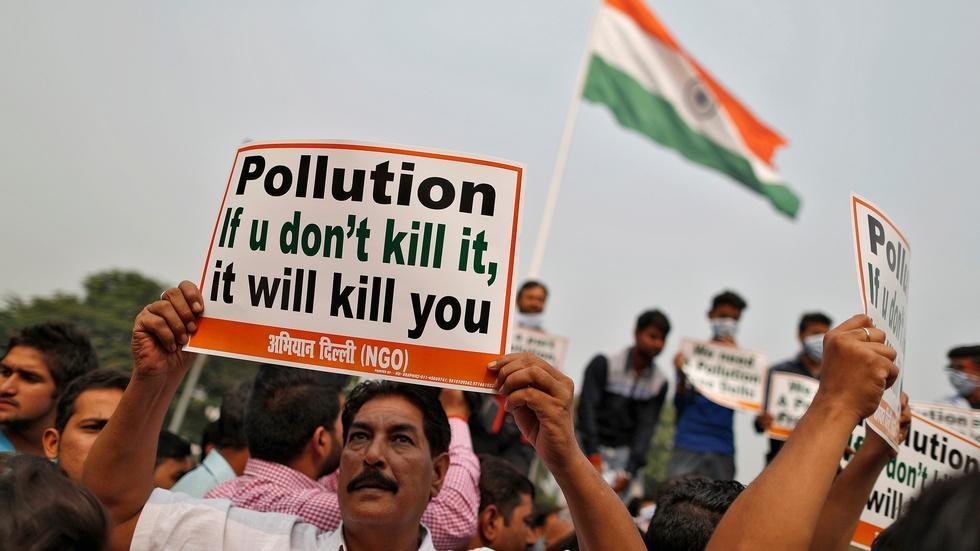 How India is tackling its towering landfills image