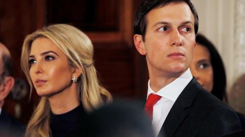 PBS NewsHour -- How the Kushners became crucial West Wing players