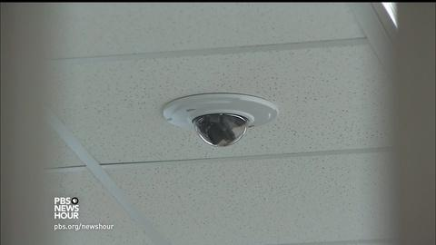 PBS NewsHour -- Will classroom cameras protect students with special needs?