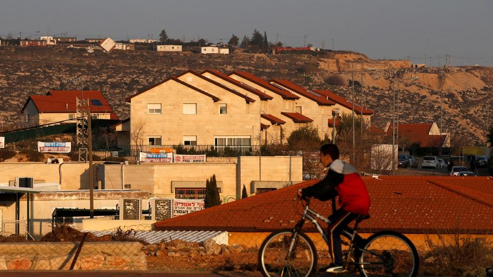 What Jewish settlements in the West Bank mean for peace image