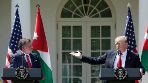 PBS NewsHour -- Trump threatens tougher approach in Syria
