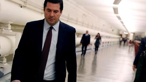 PBS NewsHour -- Why Devin Nunes is pulling back from the Russia probe