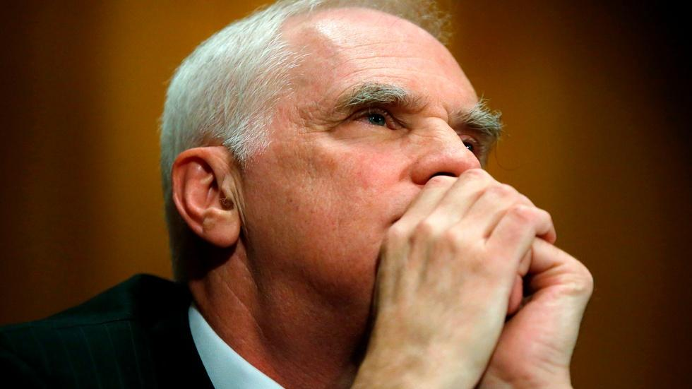 Outgoing Fed official fears financial crisis forgetfulness image