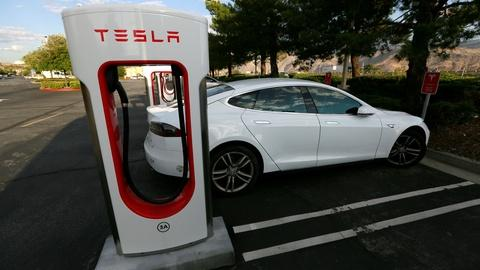 PBS NewsHour -- How Tesla's 'story' is driving its skyrocketing stock value