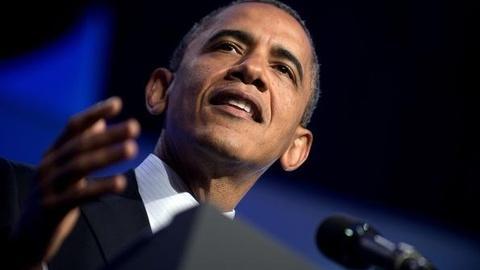 PBS NewsHour -- Obama Calls GOP Budget Plan