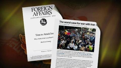 PBS NewsHour -- Are U.S. and Iran Veering Toward War?