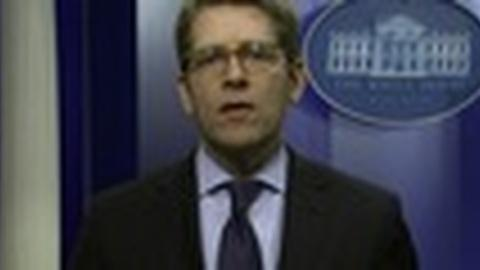 PBS NewsHour -- Press Secretary Jay Carney Offers State of the Union Preview