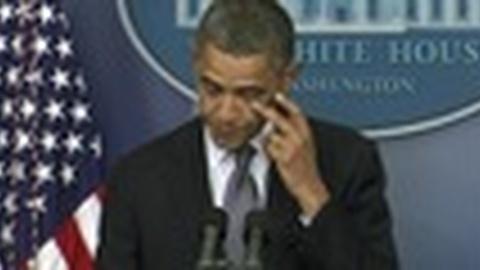 PBS NewsHour -- President Obama Mourns School Massacre