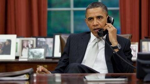 PBS NewsHour -- Obama's Bin Laden Photo Decision: Move on or More Proof?