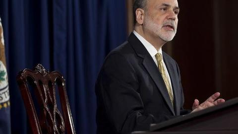 PBS NewsHour -- Bernanke: Fed Was