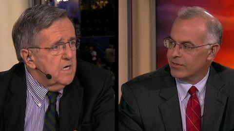 PBS NewsHour -- Shields and Brooks on Roll Call Nostalgia, Speech Previews