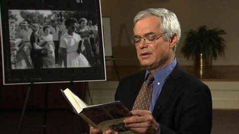 PBS NewsHour -- David Margolick Reads From 'Elizabeth and Hazel'