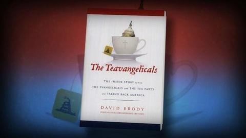 PBS NewsHour -- Romney and 'Teavangelicals': Gaining Conservatives' Trust