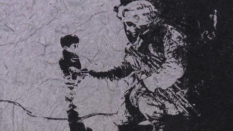 PBS NewsHour -- Combat Paper: Veterans Battle War Demons With Paper-Making