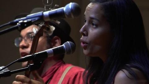 PBS NewsHour -- Carolina Chocolate Drops' Sweet Old-time Sound