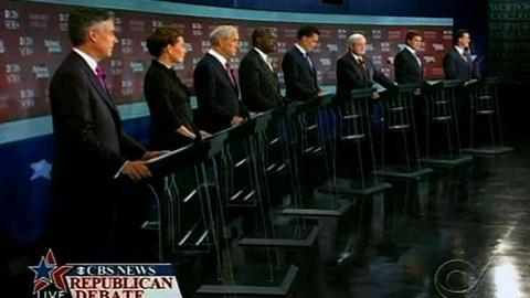 PBS NewsHour -- Gauging Foreign Policy's Importance in GOP Race