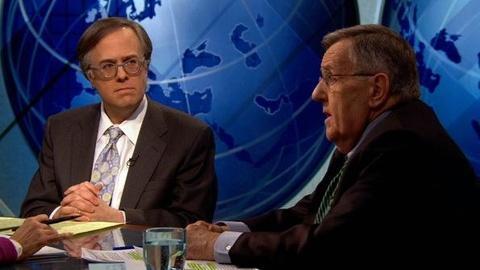 PBS NewsHour -- Shields, Gerson on Rare Bipartisan Deal on Tax Cut