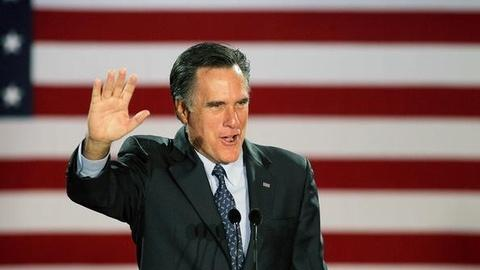PBS NewsHour -- With 3 More Wins, Romney Pivots to General Election