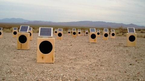 PBS NewsHour -- Slide Show: Craig Colorusso's 'Sun Boxes'