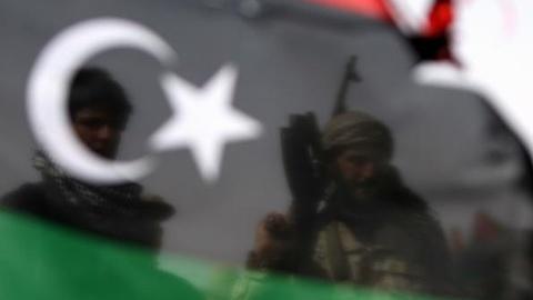 PBS NewsHour -- Turmoil in Libya: Five Months On