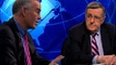 PBS NewsHour -- Shields and Brooks on Drone Memo, Brennan Hearing, Syria
