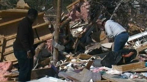 PBS NewsHour -- Deadly Tornadoes Symptomatic of Strong 'Transition Season'