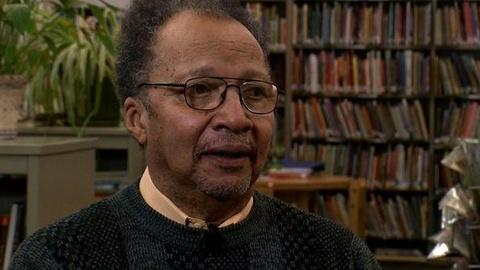 PBS NewsHour -- Author Walter Dean Myers: 'Reading Is Not Optional' for Kids