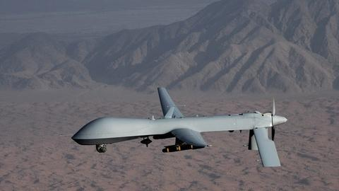 PBS NewsHour -- Does U.S. Drone Use Set a New Precedent for War?