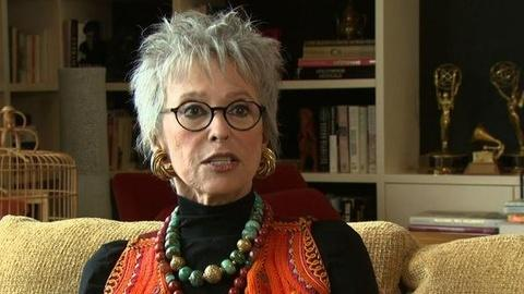 PBS NewsHour -- Rita Moreno Acts Out Own Career in 'Life Without Makeup'