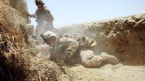 PBS NewsHour -- General Allen: Despite Setbacks, Afghan Mission on Track