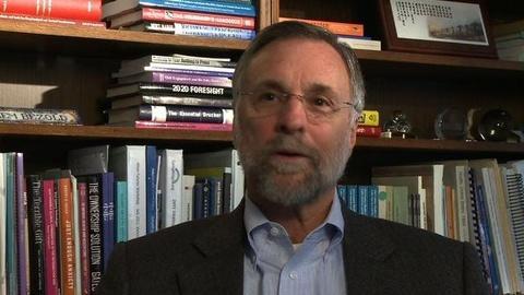 PBS NewsHour -- Alternative Futures for U.S. Health Care, Scenario 2