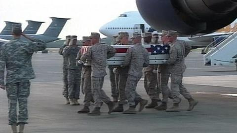 PBS NewsHour -- Air Force Admits 'Gross Mismanagement' of Soldiers' Remains