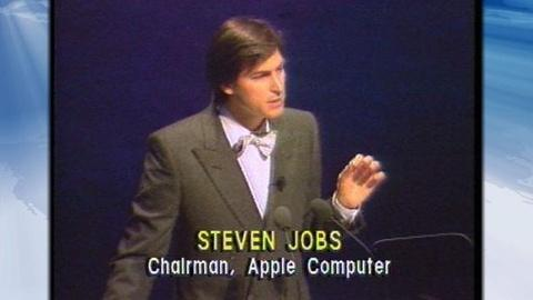PBS NewsHour -- Steve Jobs in 1985: Apple Employees Have 'Common Vision'...