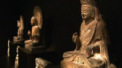 PBS NewsHour -- Exhibit Unravels the Mysteries of Ancient Chinese Temples