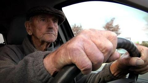 PBS NewsHour -- In 'Old People Driving,' Handing Over the Keys Means the...