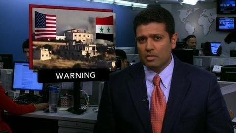 PBS NewsHour -- Syrian Deputy PM Objects to U.S. Threat of Intervention