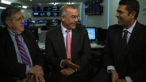 PBS NewsHour -- The Doubleheader: Switcheroos, Occupy Opportunity?, World...