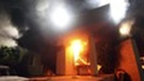 PBS NewsHour -- Only Suspect Held for Benghazi Consulate Attack Released