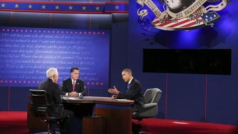PBS NewsHour -- Watch the Full Third and Final Presidential Debate