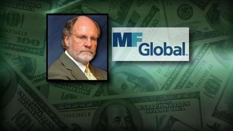 PBS NewsHour -- MF Global's Risky Bets on Europe Backfire on Investors