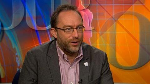 PBS NewsHour -- 10 Questions with Wikipedia Founder Jimmy Wales