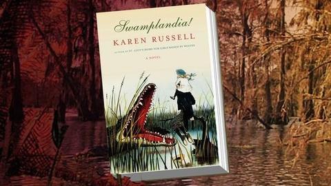 PBS NewsHour -- Conversation: Karen Russell, Author of 'Swamplandia!'