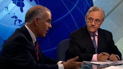 PBS NewsHour -- Brooks, Dionne on Jobs Report, Romney's Health Care Message