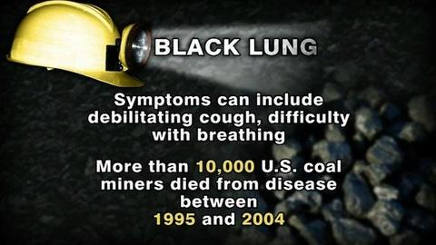 PBS NewsHour -- Deadly Black Lung Disease Rises Among Coal Miners