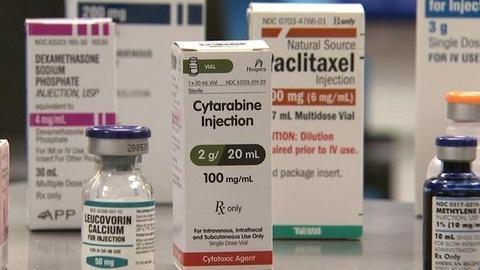 PBS NewsHour -- Drug Shortages Force Tough Choices for Patients, Doctors