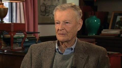 PBS NewsHour -- Brzezinski: U.S. Should Work With Russia, Turkey