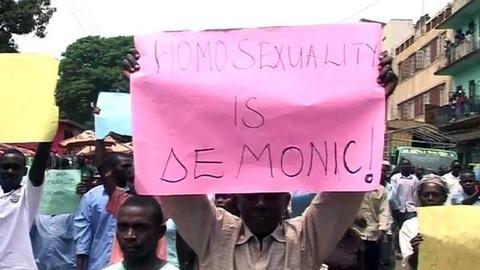 PBS NewsHour -- In Uganda, Gays Face Growing Social, Legal Hostility