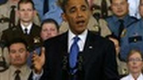 PBS NewsHour -- President Obama Tackles Tough Issues Through Stumping